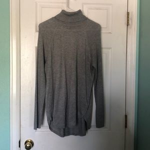 NWT Apt. 9 Mock-Neck Long Tunic